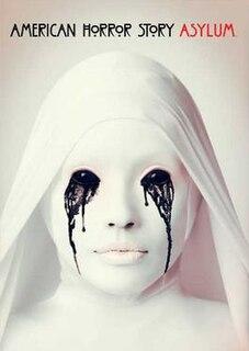 <i>American Horror Story: Asylum</i> second season of American Horror Story