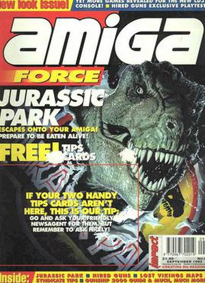 Amiga Force - Image: Amigaforce