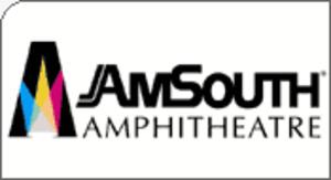 Starwood Amphitheatre - AmSouth Amphitheatre logo, 2000–2003