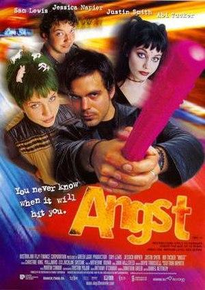 Angst (2000 film) - Image: Angstposter 01