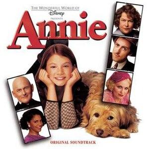 Annie (1999 film soundtrack) - Image: Annie CD