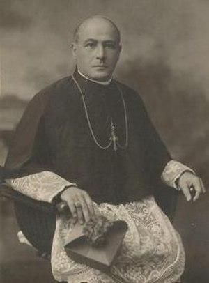 Maurus Caruana - Image: Archbishop M. Caruana