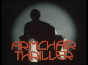 Armchair Thriller - Image: Armchair Thriller