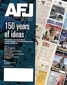 Armed Forces Journal cover July August 2013.jpg