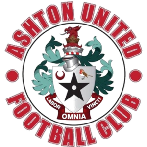 Ashton United F.C. - Image: Ashton United FC logo