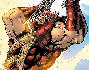 Erik Josten - Image: Atlas Marvel Comics