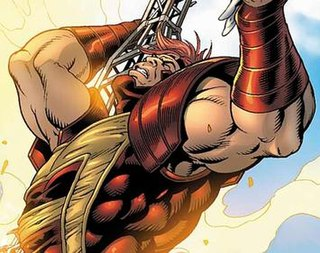 Erik Josten Fictional character appearing in comic books published by Marvel Comics