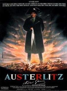 <i>Austerlitz</i> (1960 film) 1960 film