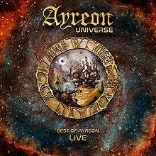 Bildresultat för Ayreon Universe