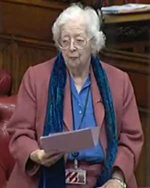 Daphne Park - Image: Baroness Park of Monmouth 2010