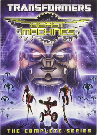 Beast Machines: Transformers - Beast Machines Transformers complete series DVD boxset