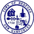 Official seal of Bedford, New Hampshire