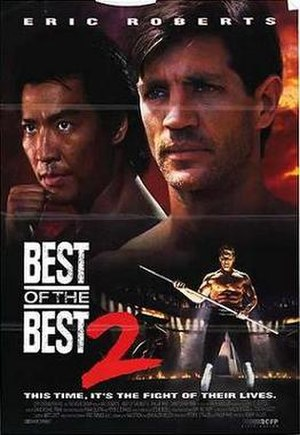 Best of the Best II - Theatrical release poster