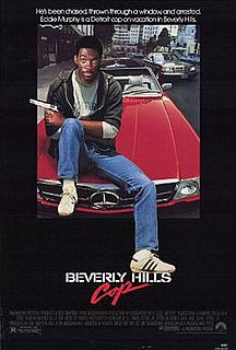 <i>Beverly Hills Cop</i> 1984 American action comedy film directed by Martin Brest