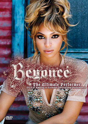 Beyoncé: The Ultimate Performer - Image: Beyoncé The Ultimate Performer