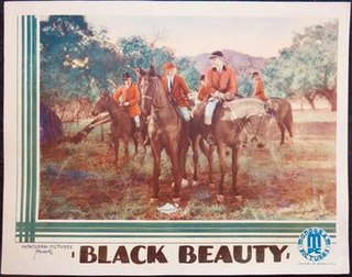<i>Black Beauty</i> (1933 film) 1933 film