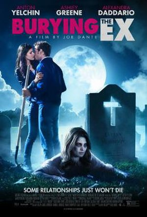 Burying the Ex - Theatrical release poster