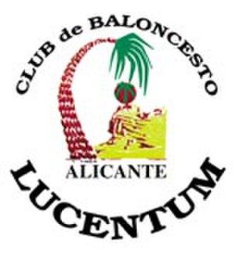 CB Lucentum Alicante - Image: CB Lucentum Alicante