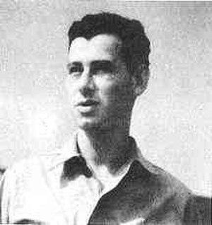 Cyril M. Kornbluth - Cyril Kornbluth c. 1955