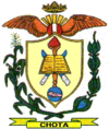 Coat of arms of Chota