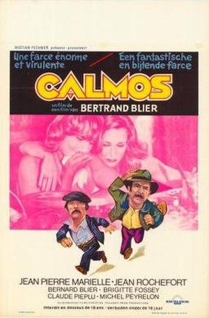 Calmos - Image: Calmos film poster