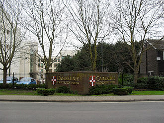Cambridge University Press - On the main site of the press