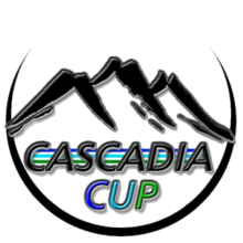 The Cascadia Cup logo