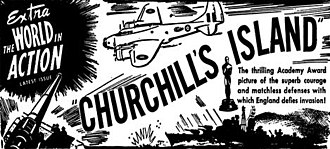 Churchill's Island - The National Film Board of Canada was able to promote Churchill's Island as an Oscar winner, giving the newly created film agency much needed cachet.