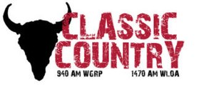 "WLOA - WLOA's ""Classic Country 1470/940"" logo, used until September 2010"
