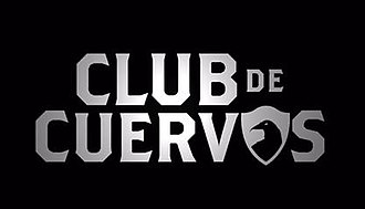 Club de Cuervos - Image: Club de cuervos logo