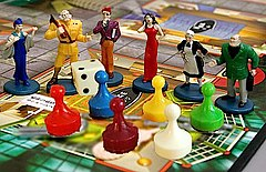 Cluedo Rooms Uk