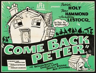 <i>Come Back Peter</i> (1952 film)
