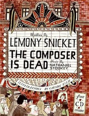 The Composer Is Dead - Image: Composerisdead