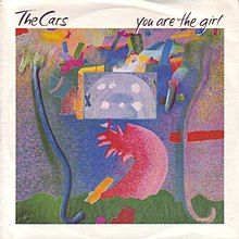 The cars - Tonight she comes. Wendelle Chavez