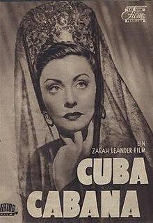 <i>Cuba Cabana</i> 1952 film