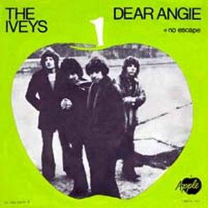 Dear Angie - Image: Dear angie sleeve