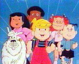 Dennis the Menace (1986 TV series) - Image: Dennis menace