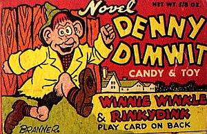 Winnie Winkle - Image: Dennydimwit
