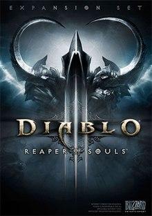 Diablo III: Reaper of Souls - Wikipedia