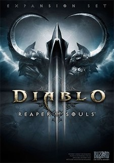 <i>Diablo III: Reaper of Souls</i> expansion pack