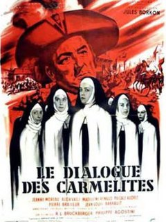 <i>Dialogue with the Carmelites</i> 1960 film by Philippe Agostini, Raymond Léopold Bruckberger