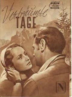 <i>Dreaming Days</i> 1951 film