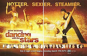 Dancing with the Stars (U.S. season 6) - Image: Dwts 6poster