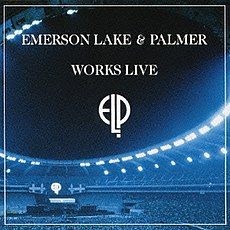 """The re-released and expanded CD """"Works Live"""""""