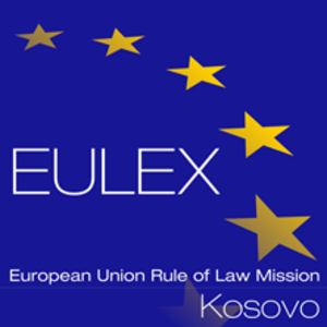 European Union Rule of Law Mission in Kosovo - The logo of the mission
