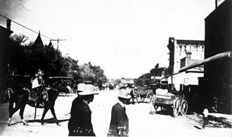 Kerrville, Texas - Kerrville c. 1900