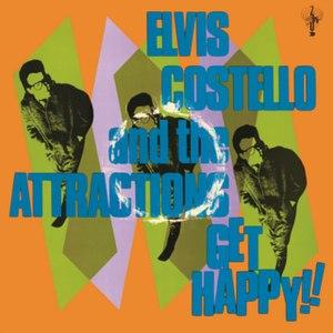 Get Happy!! (Elvis Costello album) - Image: Elvis Costello Get Happy!!