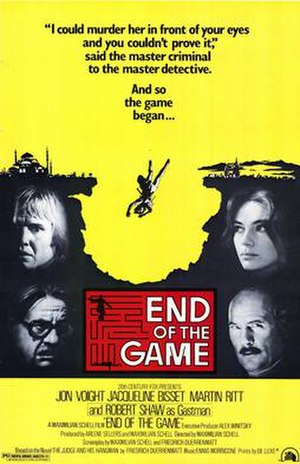 End of the Game - Image: End of the Game poster