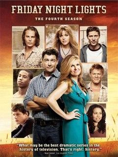 <i>Friday Night Lights</i> (season 4) Season of television series