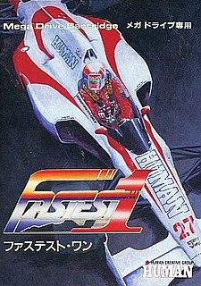 <i>Fastest 1</i> 1991 video game
